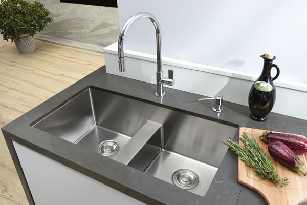 titanium kitchen sink kitchen sinks bosco 2852